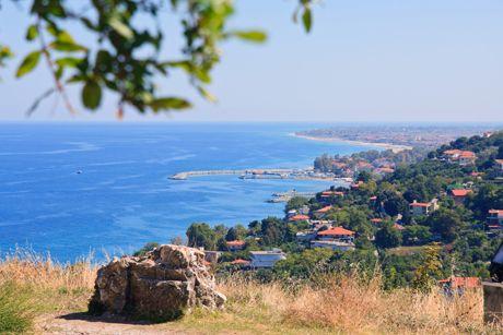 Visit Platamonas, Greece