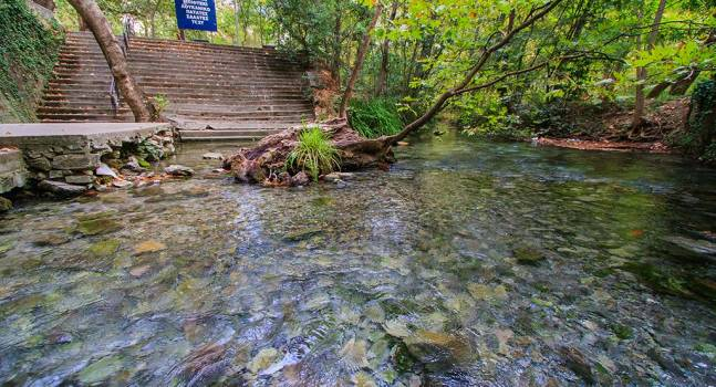 Tempi Valley and Pineos River
