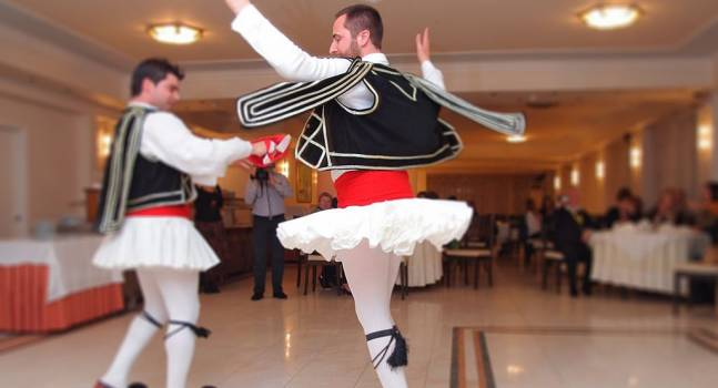 Greek Nights in Nei Pori